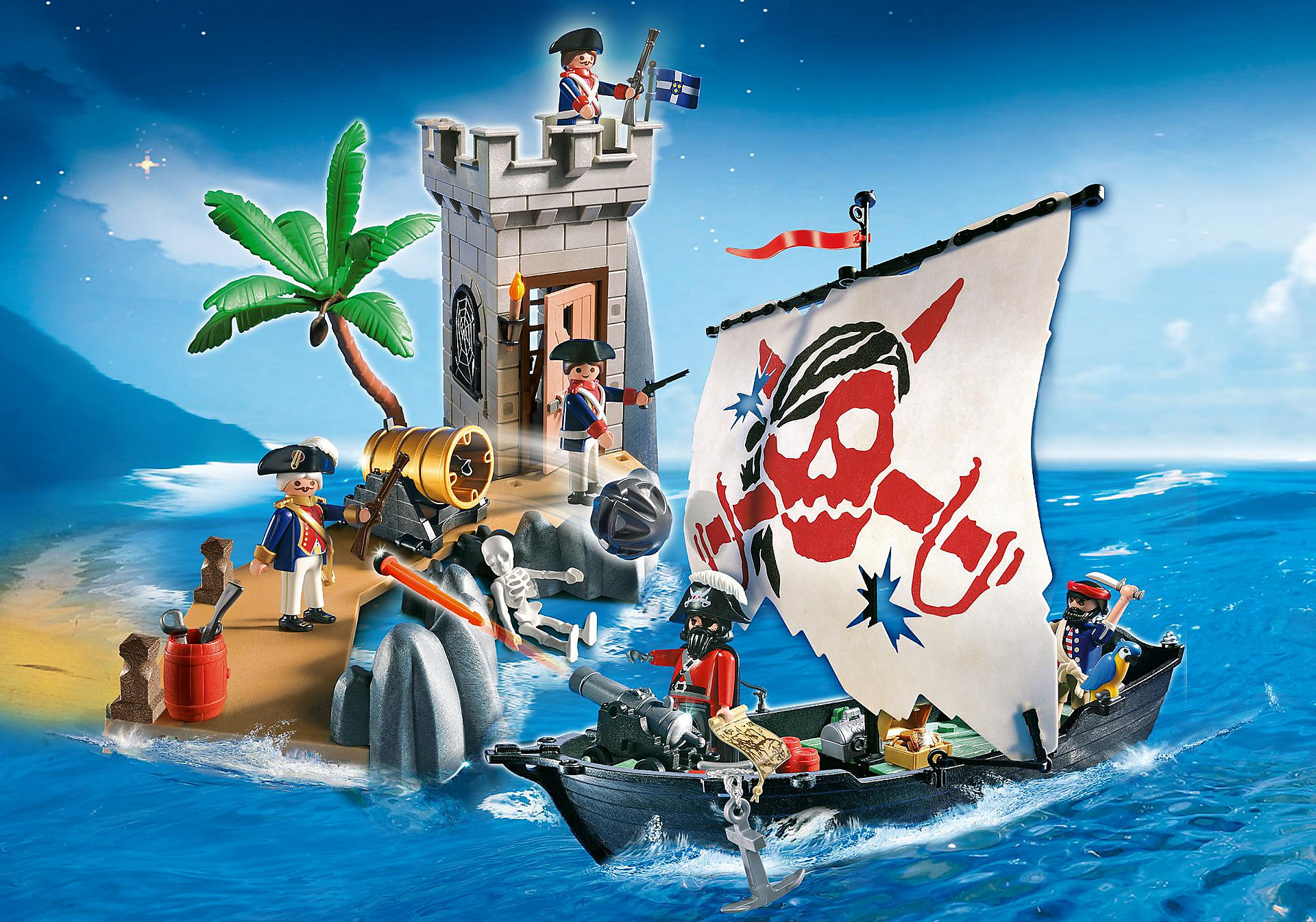 5919 Pirate Bastion Set zoom image1