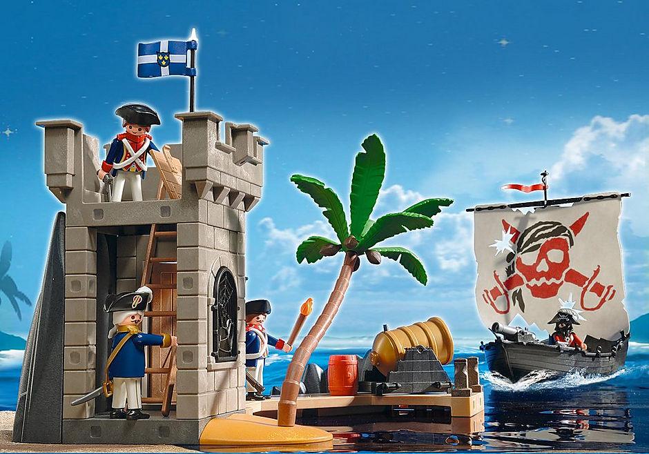 5919 Pirate Bastion Set detail image 4