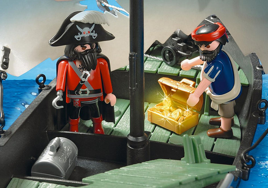 5919 Set Bastión Pirata detail image 6