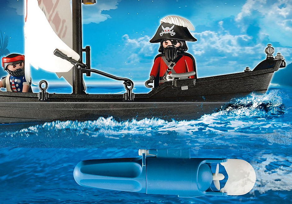 5919 Piratenangriff auf die Soldatenbastion detail image 7