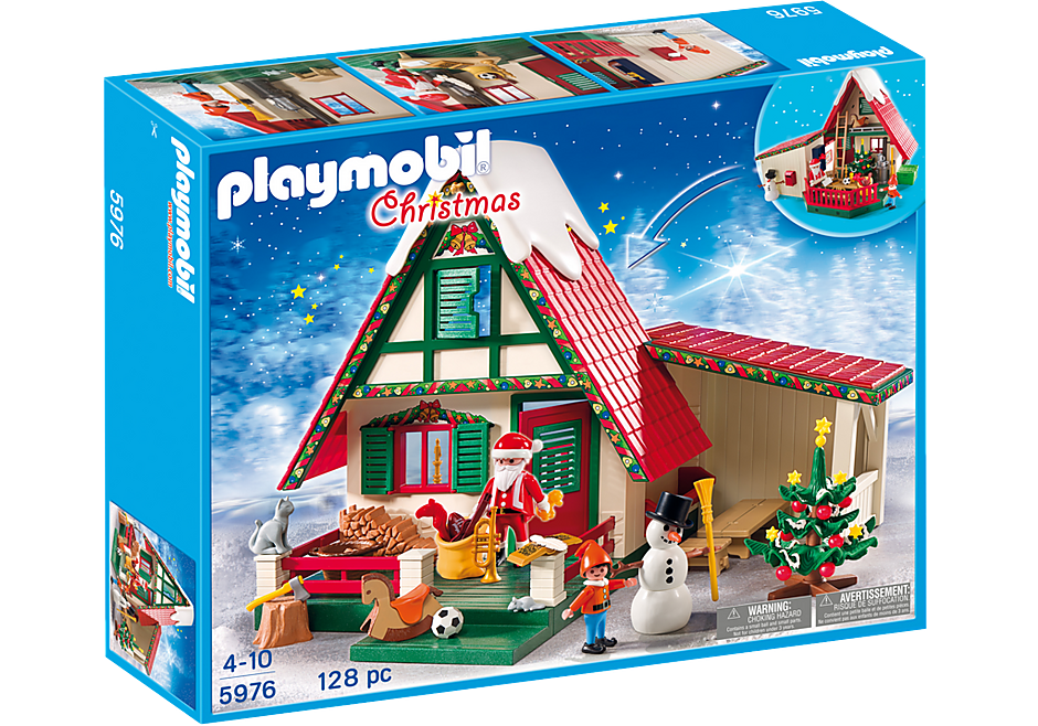 5976 Maisonnette du Père Noël detail image 3