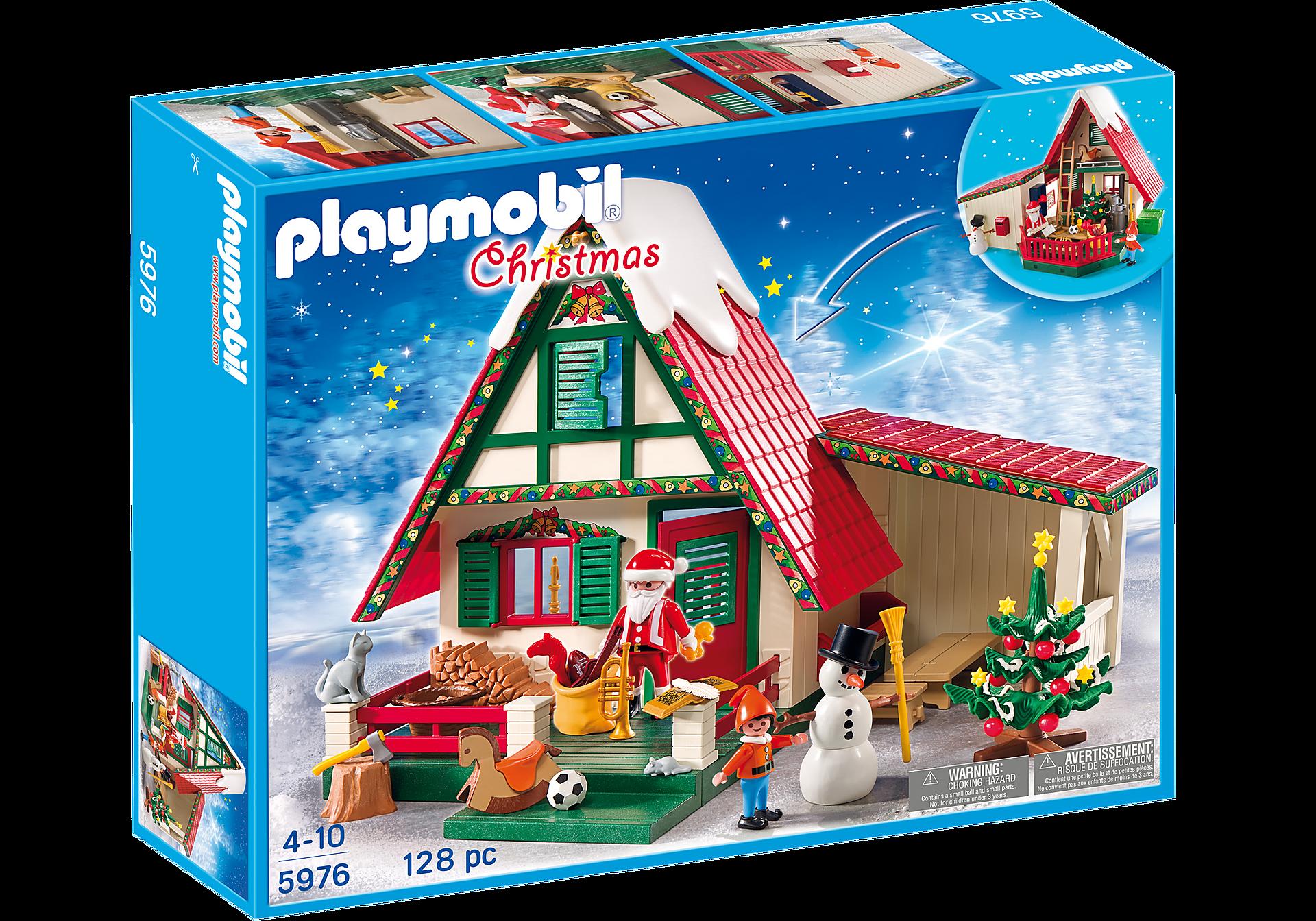 5976 Maisonnette du Père Noël zoom image3