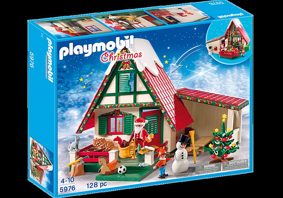 5976 Zuhause beim Weihnachtsmann detail image 3