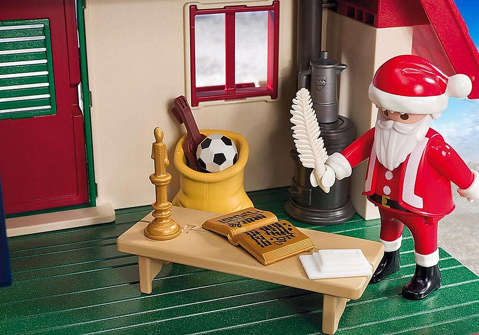 5976 Maisonnette du Père Noël detail image 6