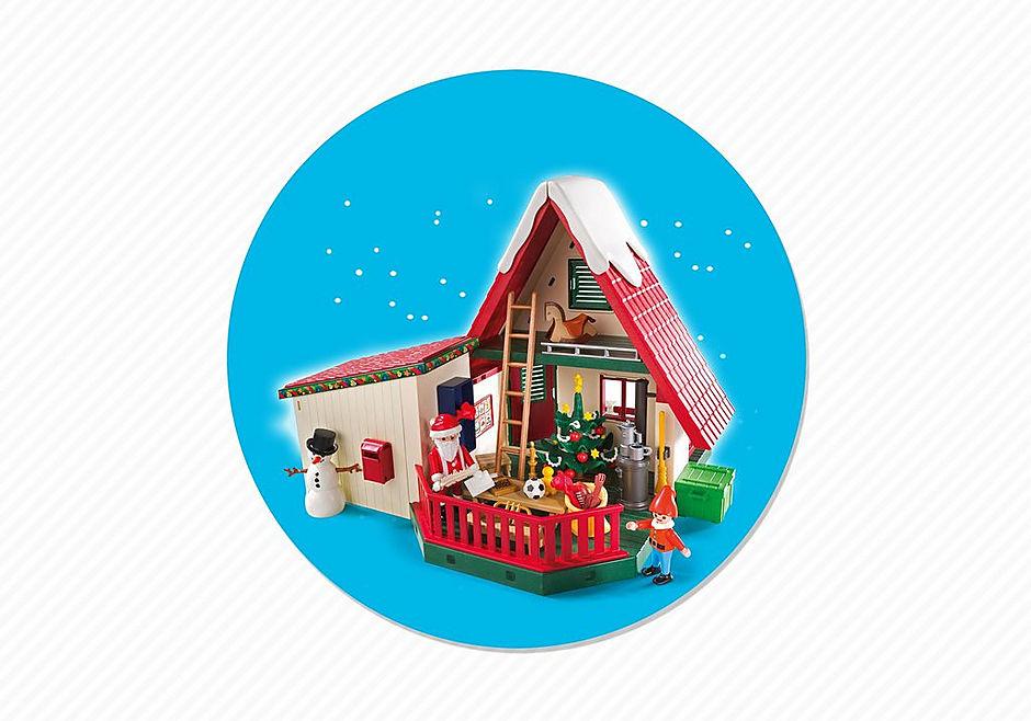 5976 Zuhause beim Weihnachtsmann detail image 8