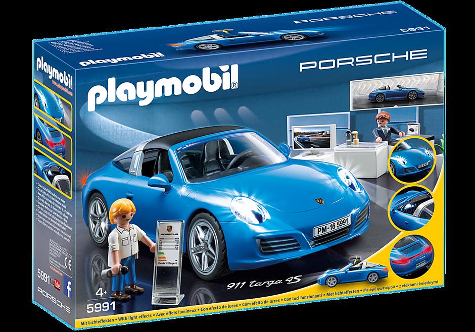 5991  Porsche 911 Targa 4S detail image 3