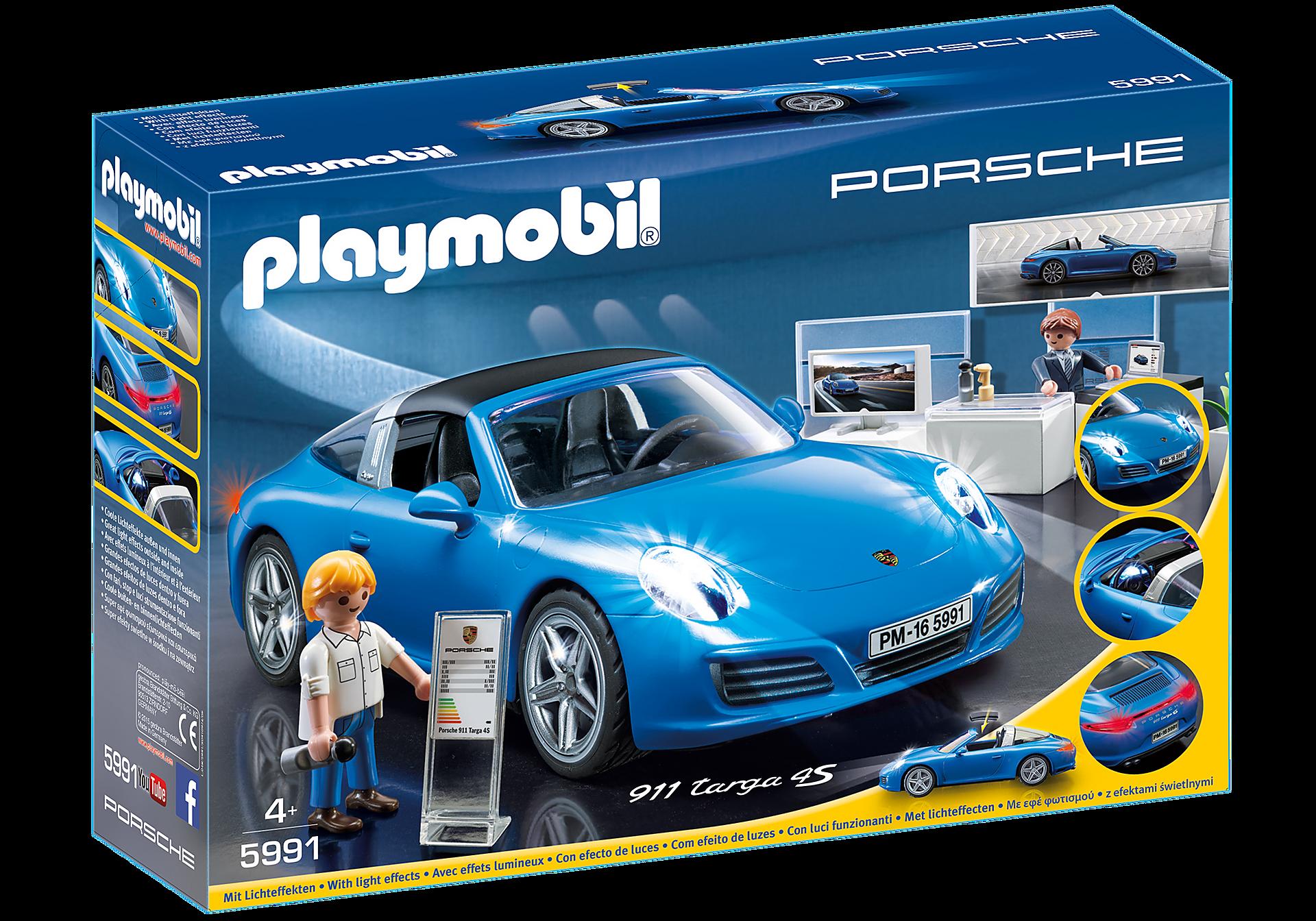 5991 Porsche 911 Targa 4S zoom image3
