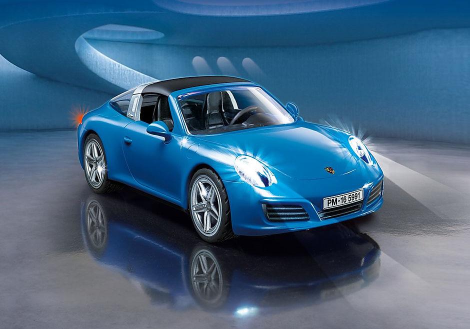 Porsche 911 Targa 4s 5991 Playmobil Northern Europe