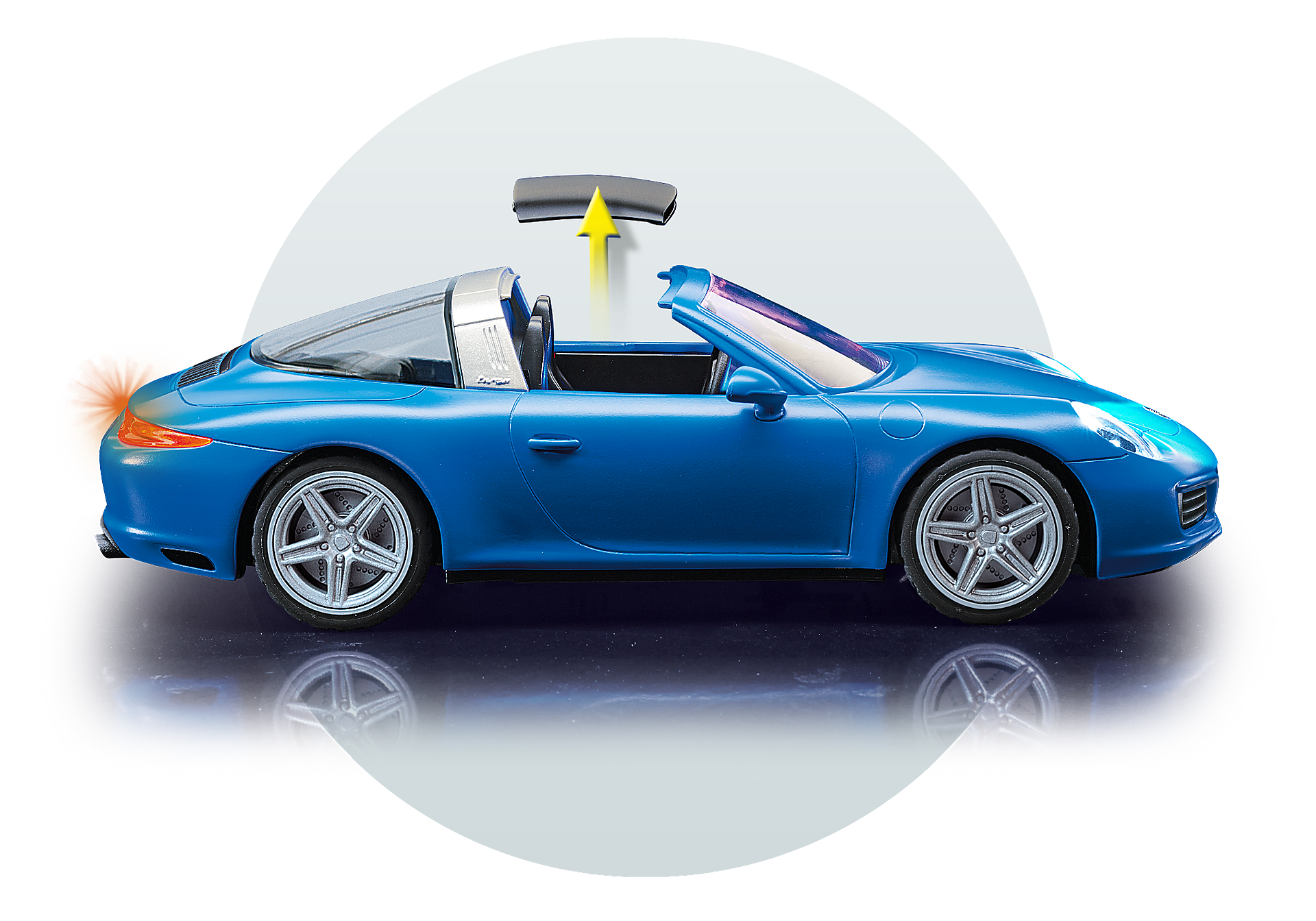 5991  Porsche 911 Targa 4S zoom image8