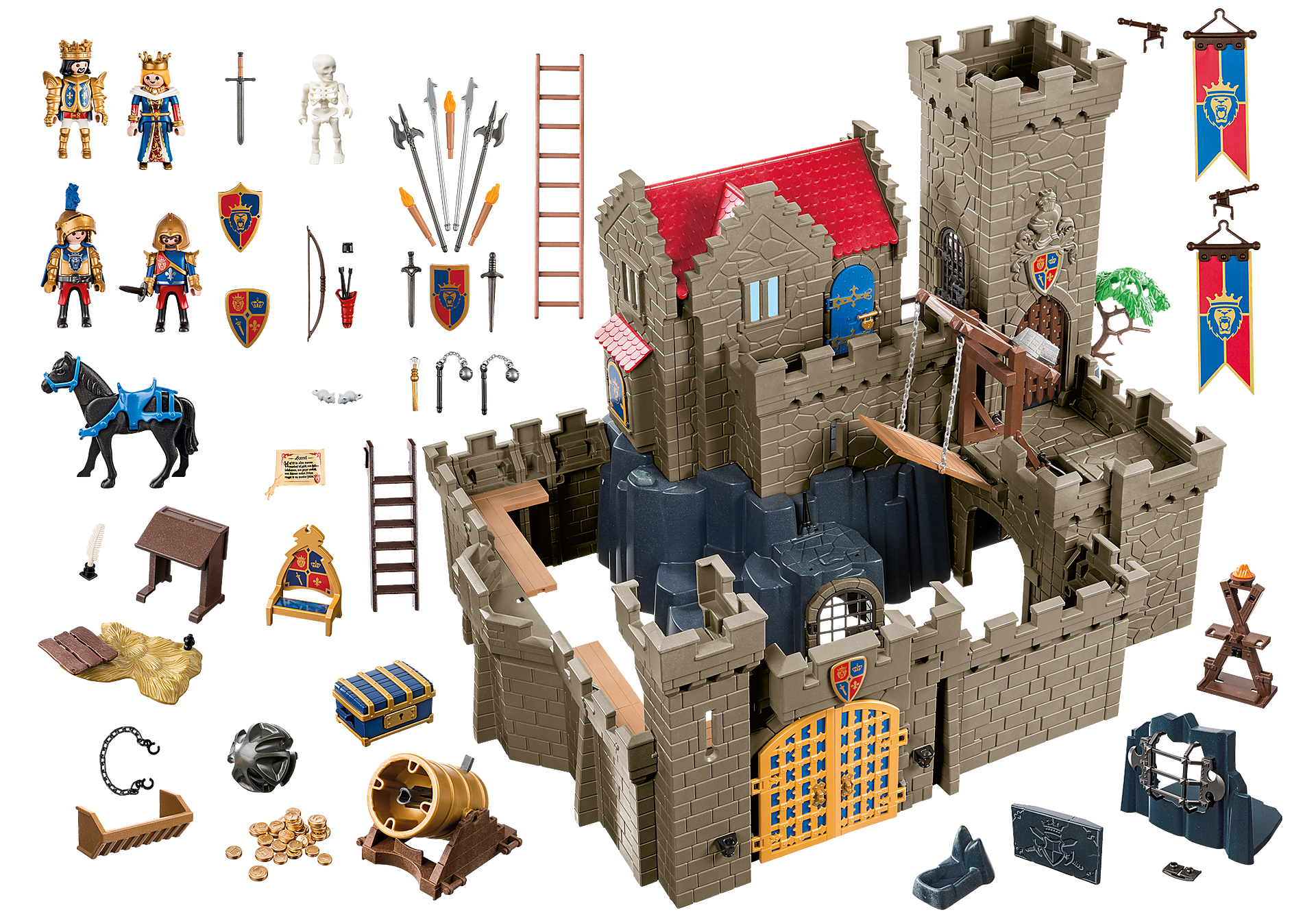 http://media.playmobil.com/i/playmobil/6000_product_box_back/Château des chevaliers du Lion Impérial