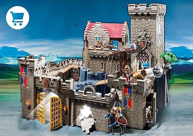 6000_product_detail/Koningskasteel van de orde van de Leeuwenridders