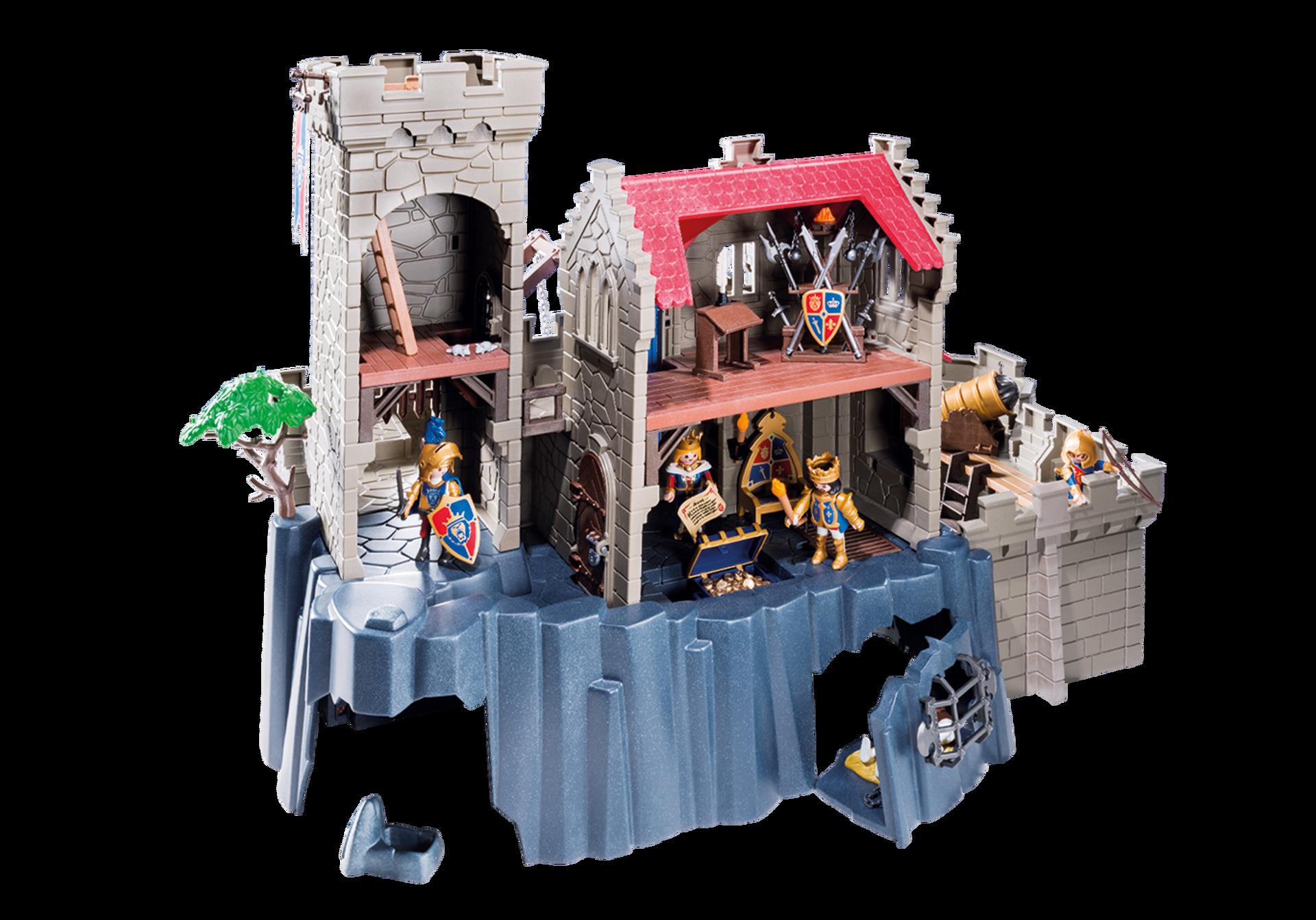 royal lion knight s castle 6000 playmobil united kingdom. Black Bedroom Furniture Sets. Home Design Ideas