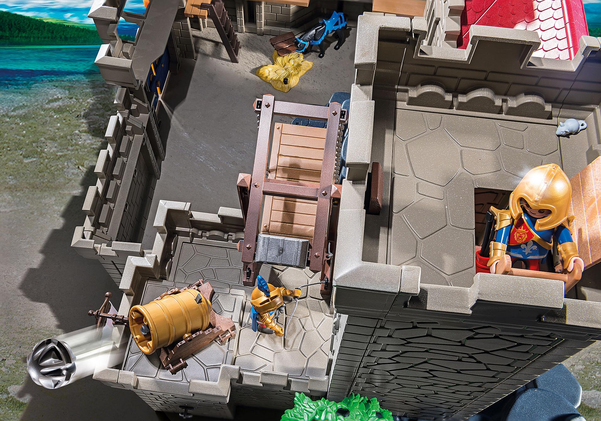 http://media.playmobil.com/i/playmobil/6000_product_extra3/Castelo dos Cavaleiros do Leão Real