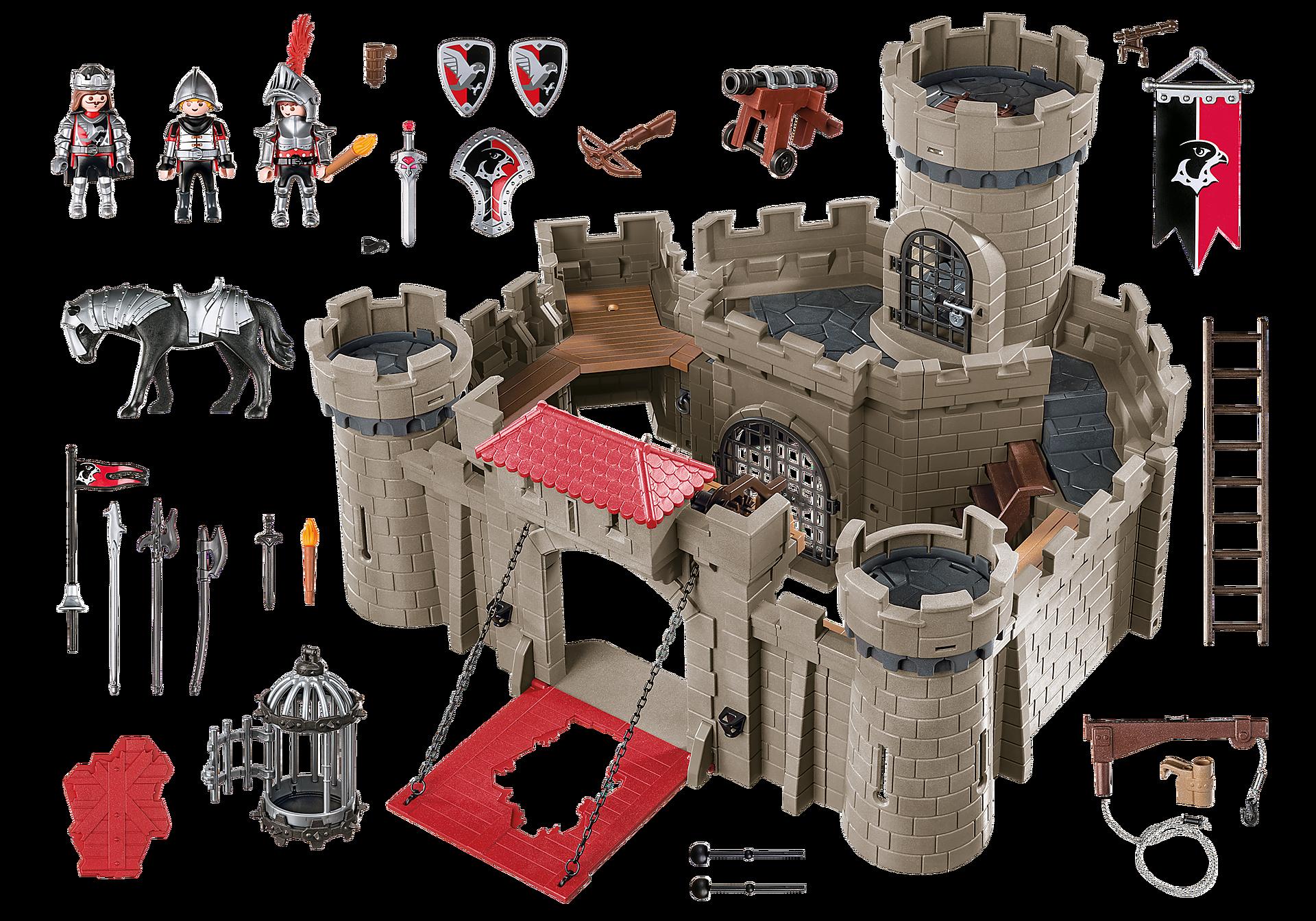 http://media.playmobil.com/i/playmobil/6001_product_box_back/Citadelle  des chevaliers de l`Aigle