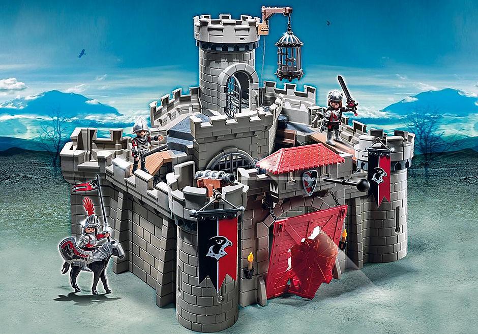 http://media.playmobil.com/i/playmobil/6001_product_detail/Hawk Knights` Castle
