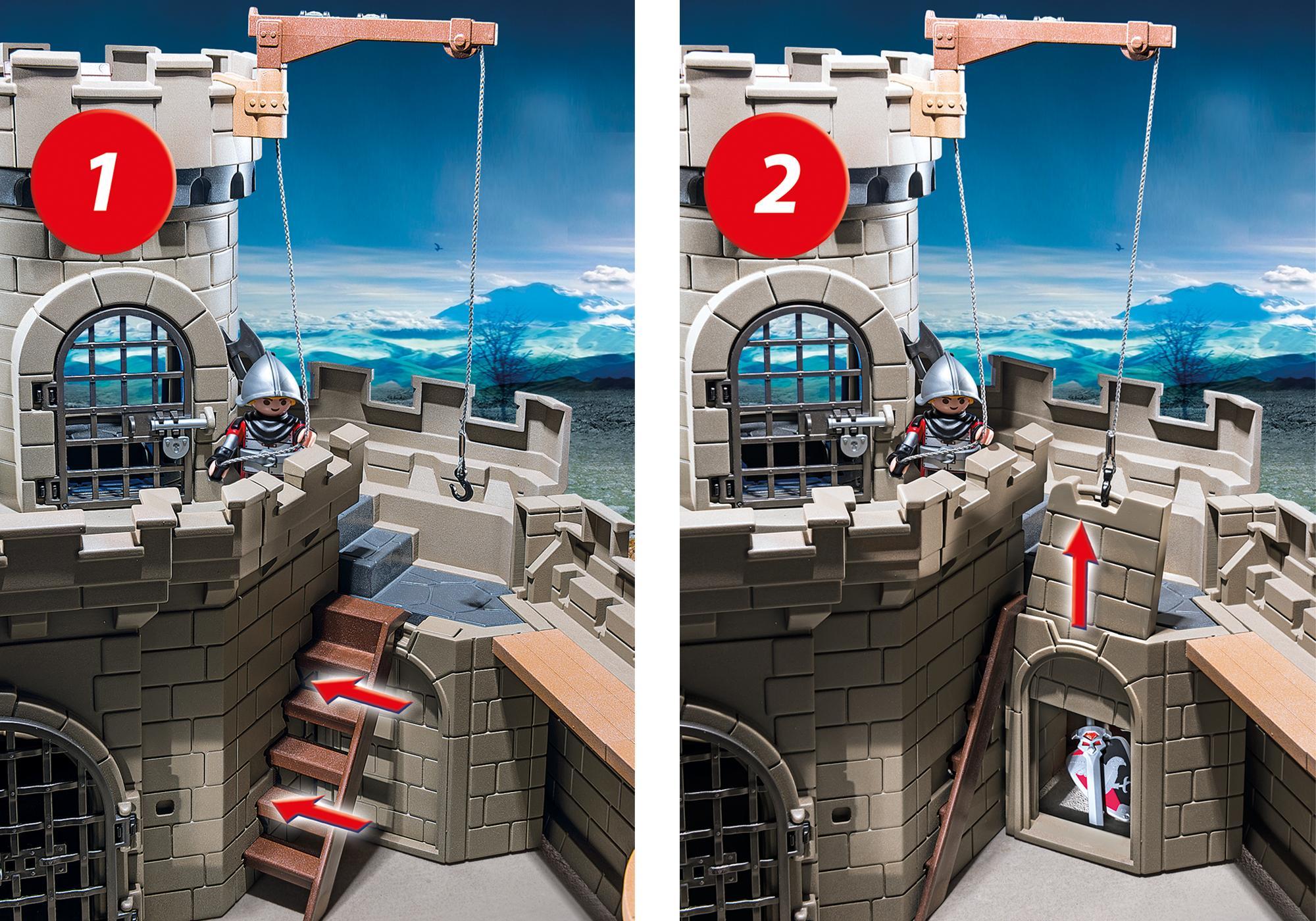 http://media.playmobil.com/i/playmobil/6001_product_extra2/Рыцари: Замок Рыцарей Ястреба
