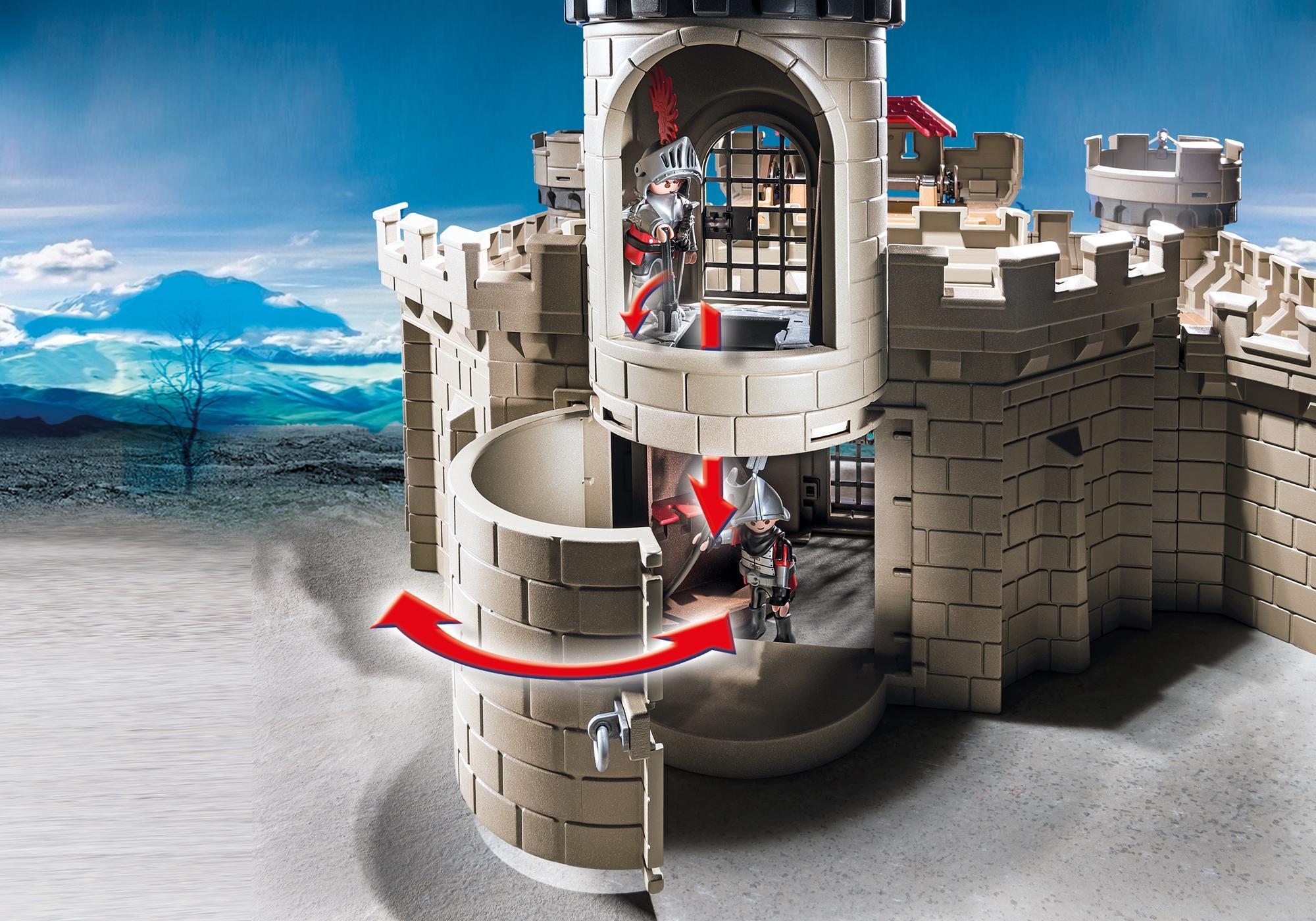 http://media.playmobil.com/i/playmobil/6001_product_extra3/Рыцари: Замок Рыцарей Ястреба
