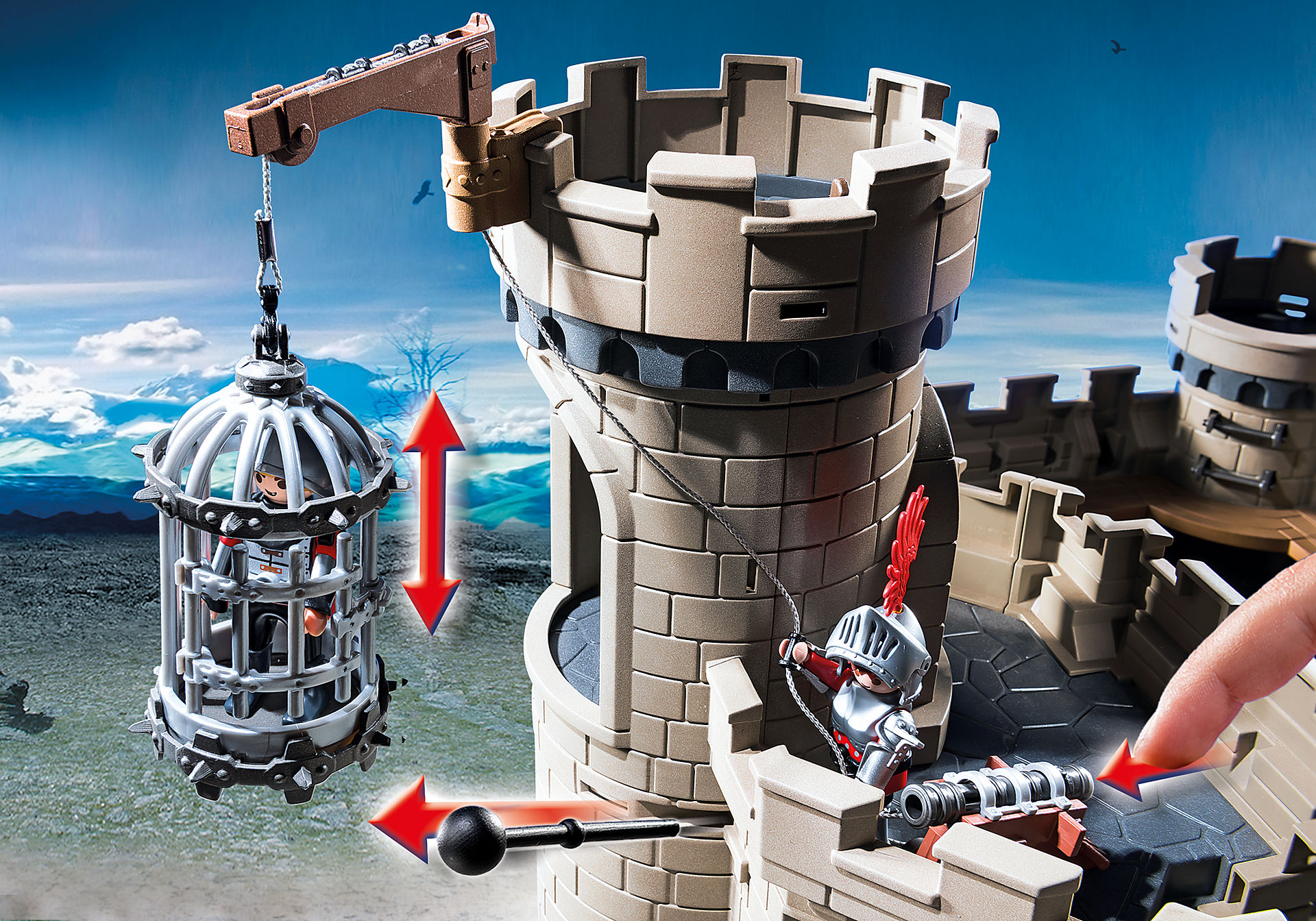 http://media.playmobil.com/i/playmobil/6001_product_extra4/Hawk Knights` Castle