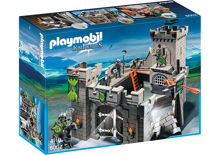 http://media.playmobil.com/i/playmobil/6002_product_box_front/Рыцари: Замок Рыцарей Волка