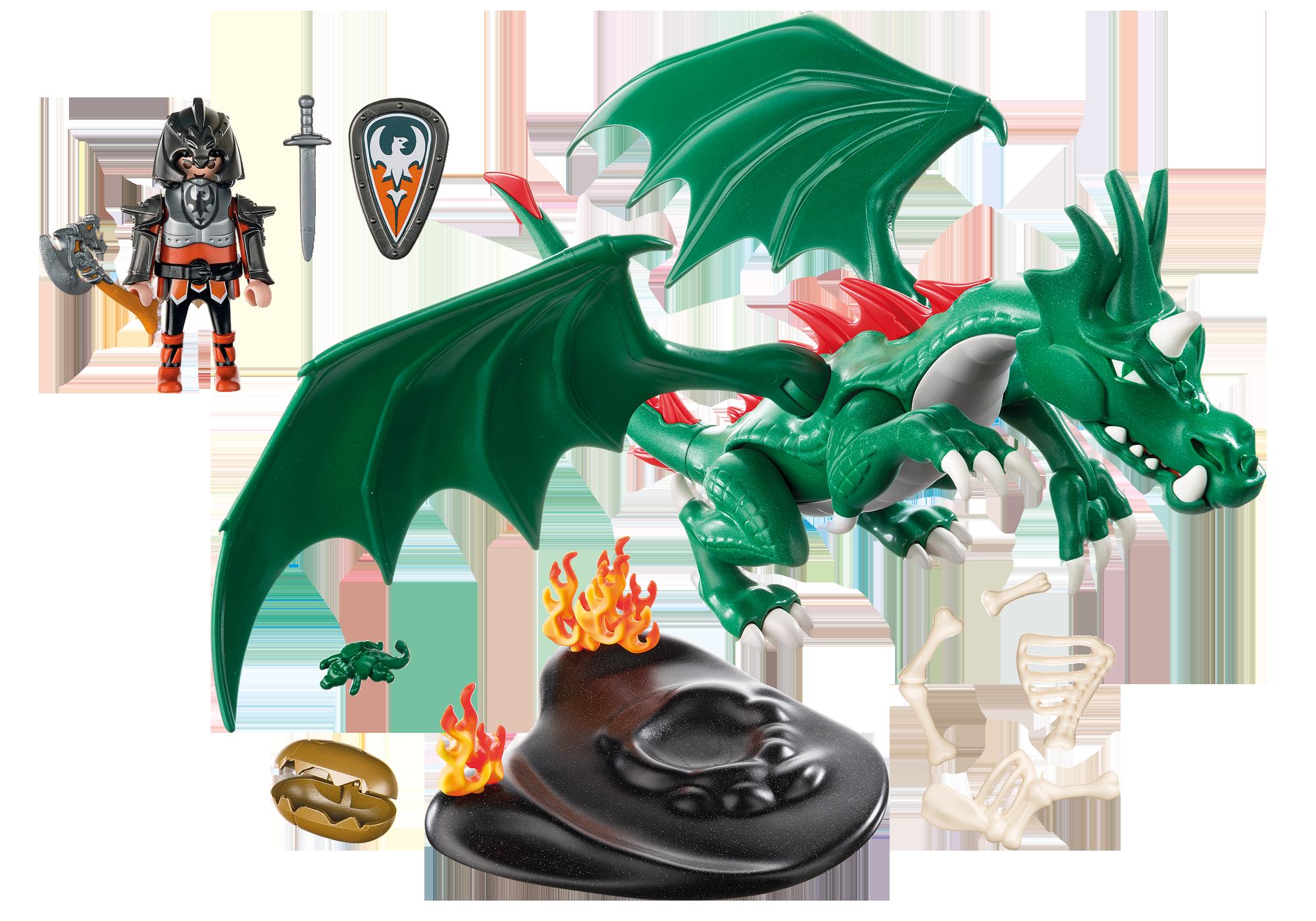 http://media.playmobil.com/i/playmobil/6003_product_box_back/Chevalier avec grand dragon vert
