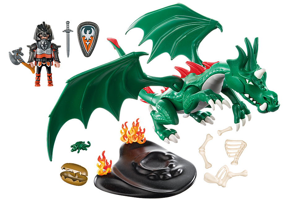 6003 Great Dragon detail image 4