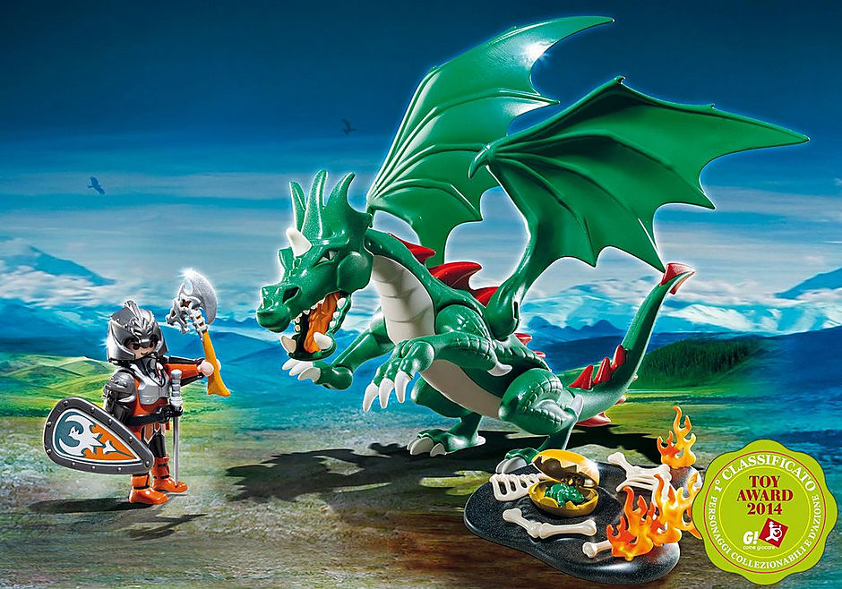 6003 Grande Drago Sputafuoco detail image 1