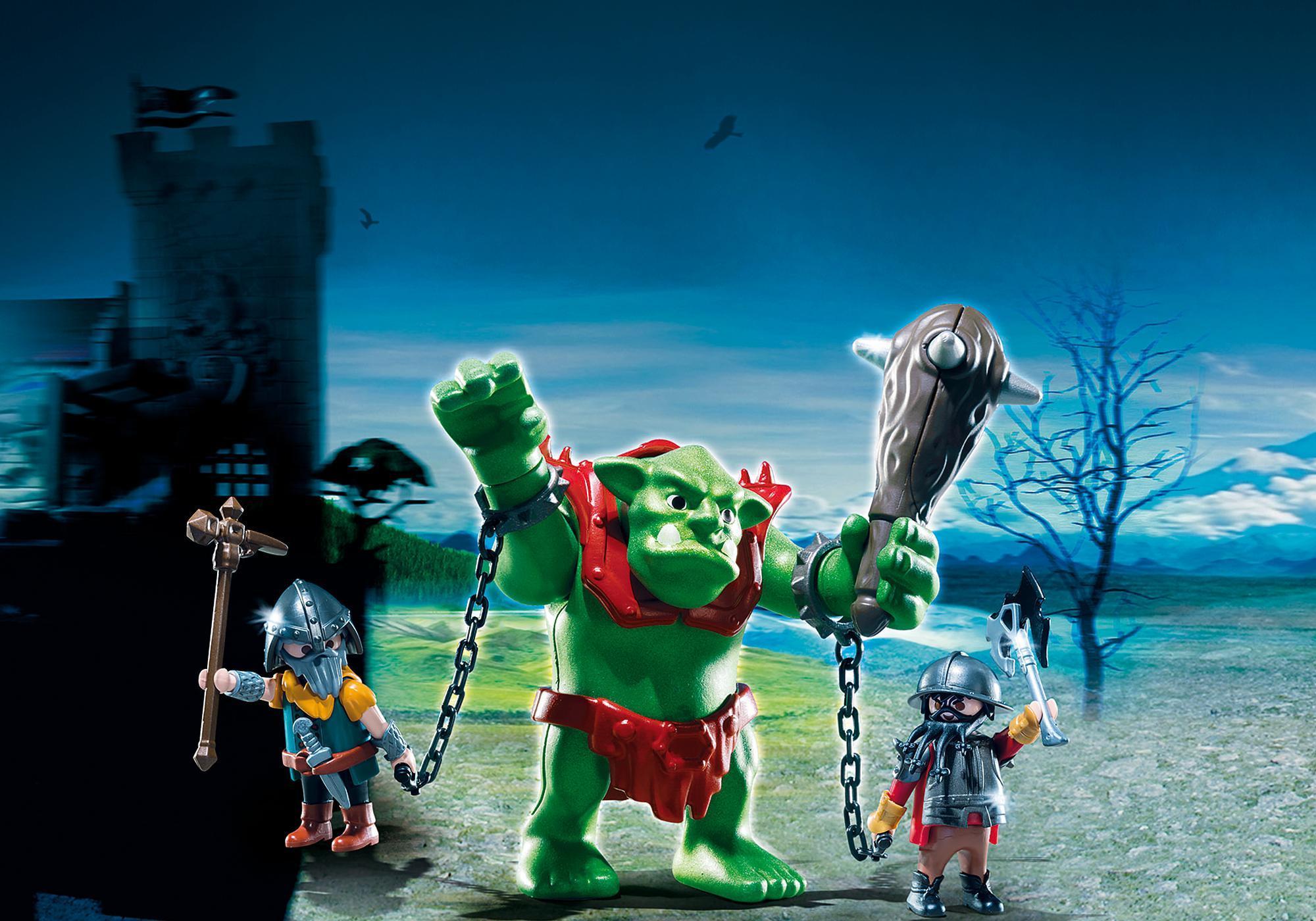 http://media.playmobil.com/i/playmobil/6004_product_detail/Рыцари: Гигантский троль и боевые гномы