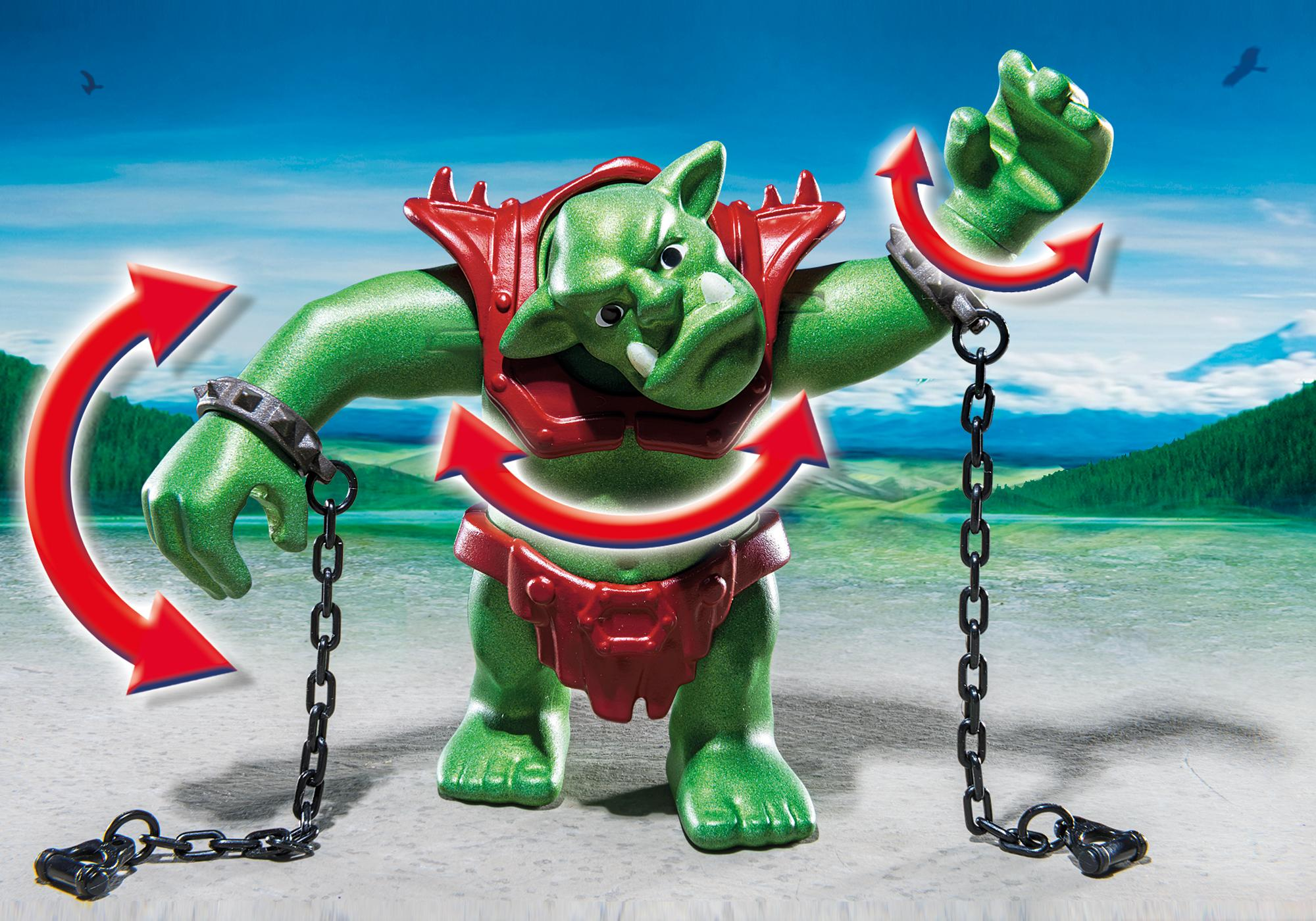 http://media.playmobil.com/i/playmobil/6004_product_extra1/Giant Troll with Dwarf Fighters