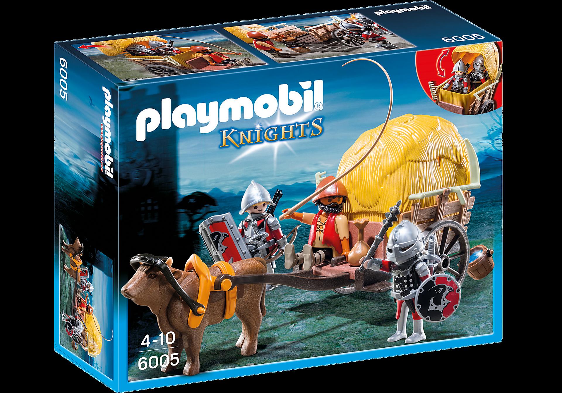 http://media.playmobil.com/i/playmobil/6005_product_box_front/Рыцари: Рыцари Сокола с камуфляжной повозкой