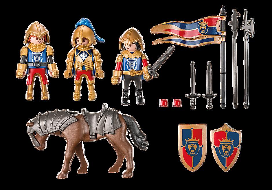 6006 Royal Lion Knights detail image 3