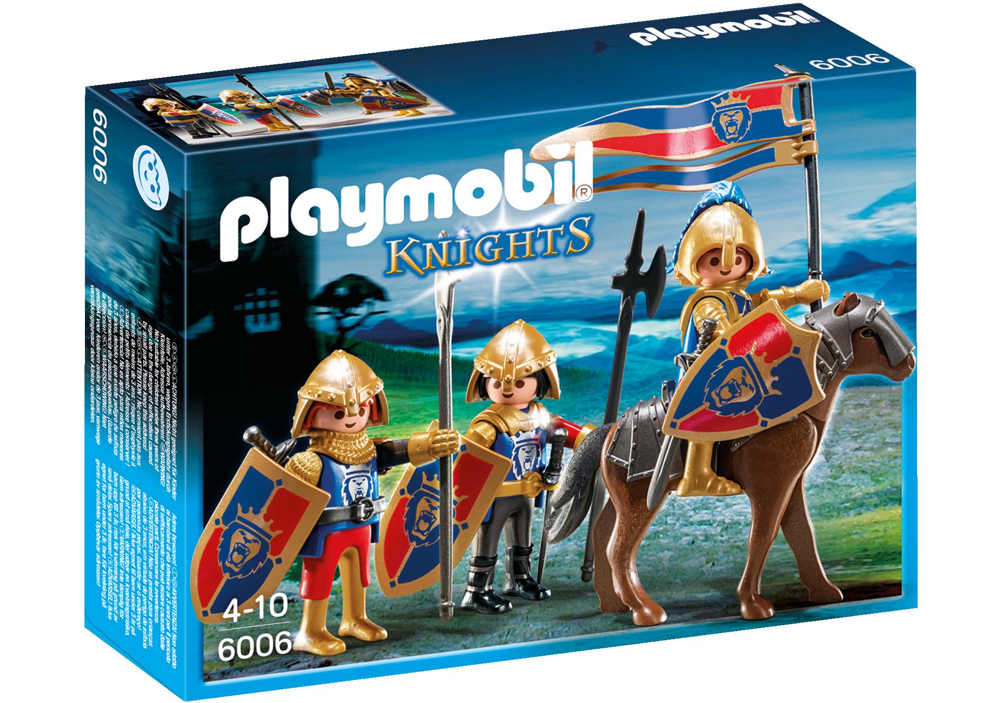 http://media.playmobil.com/i/playmobil/6006_product_box_front/Рыцари: Разведывательный патруль Рыцарей Льва
