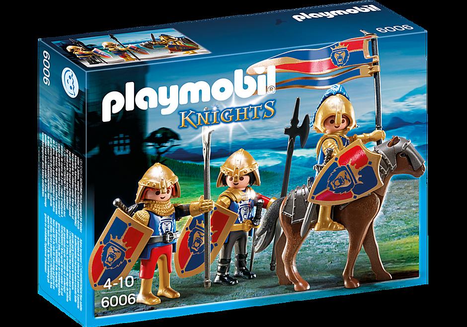 6006 Royal Lion Knights detail image 2