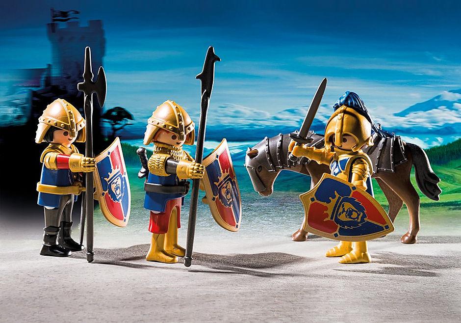 http://media.playmobil.com/i/playmobil/6006_product_extra1/Рыцари: Разведывательный патруль Рыцарей Льва
