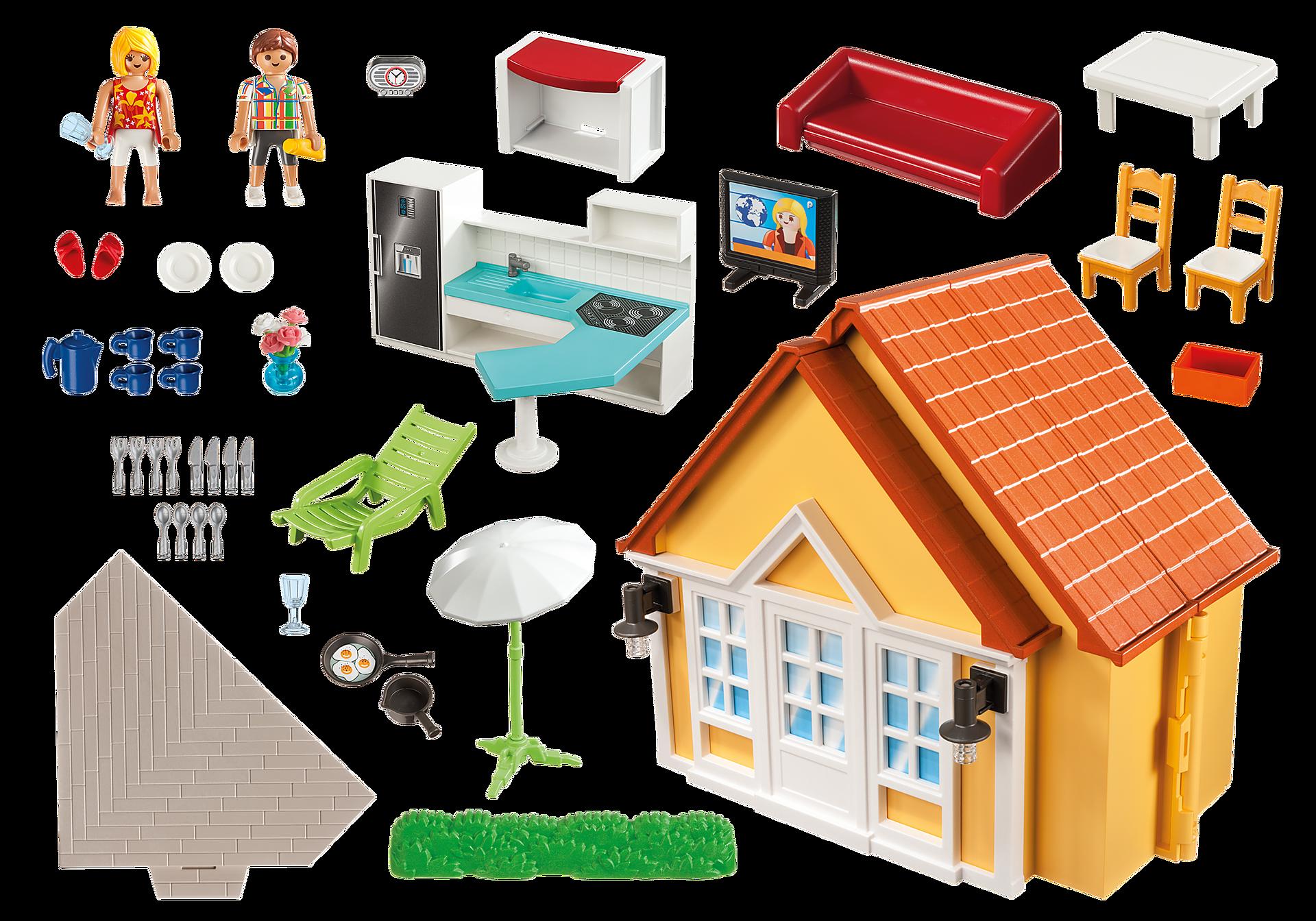 6020 Casa delle vacanze portatile zoom image3