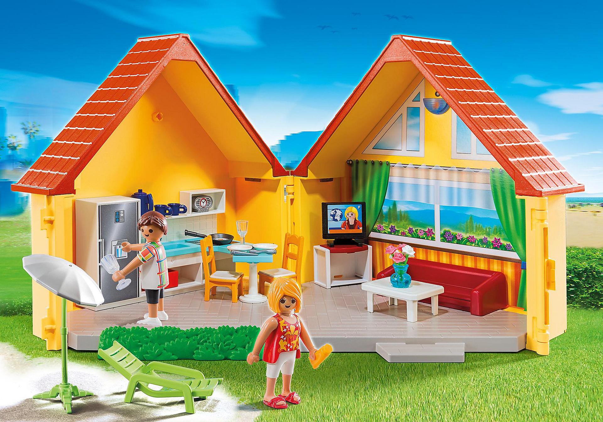 6020 Casa delle vacanze portatile zoom image1
