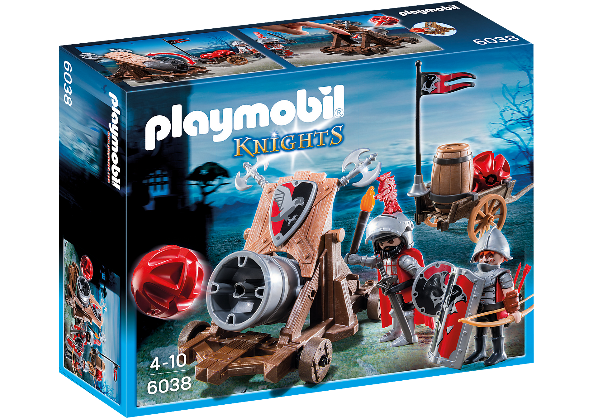 http://media.playmobil.com/i/playmobil/6038_product_box_front/Hawk Knights` Battle Cannon