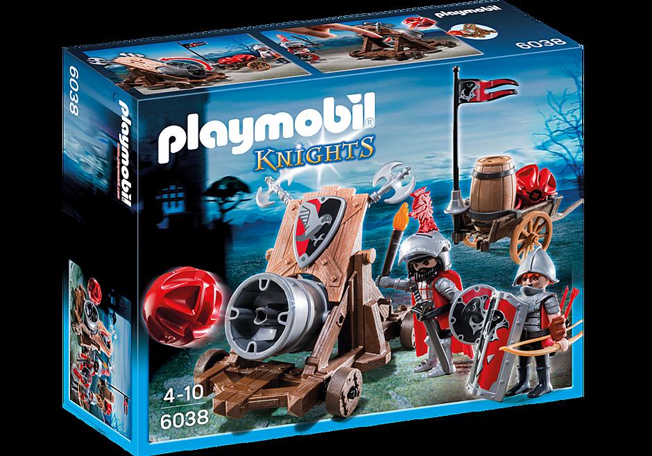 http://media.playmobil.com/i/playmobil/6038_product_box_front/Hawk Knights` Battle Cannon