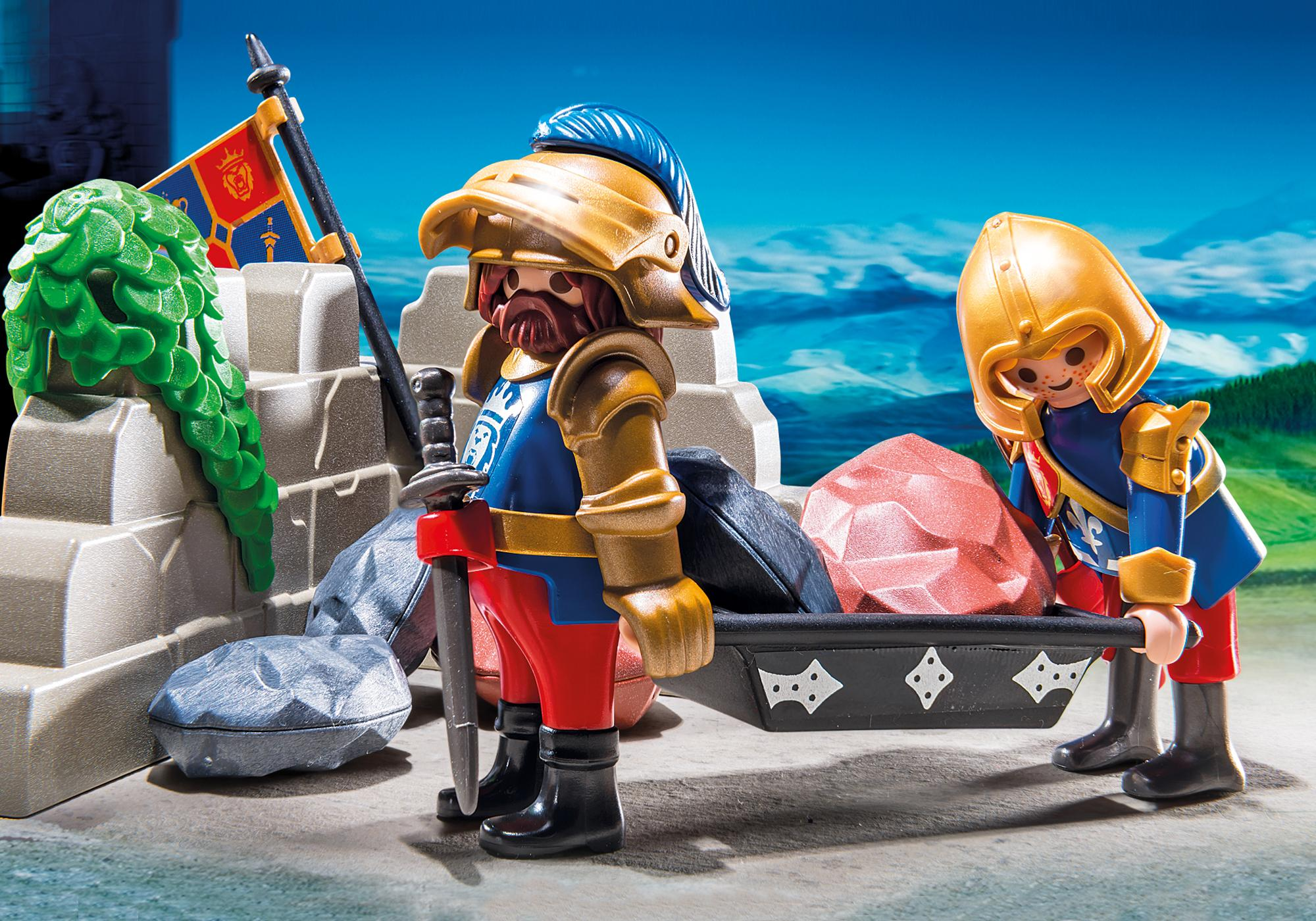 http://media.playmobil.com/i/playmobil/6039_product_extra2/Рыцари: Катапульта Рыцарей Льва