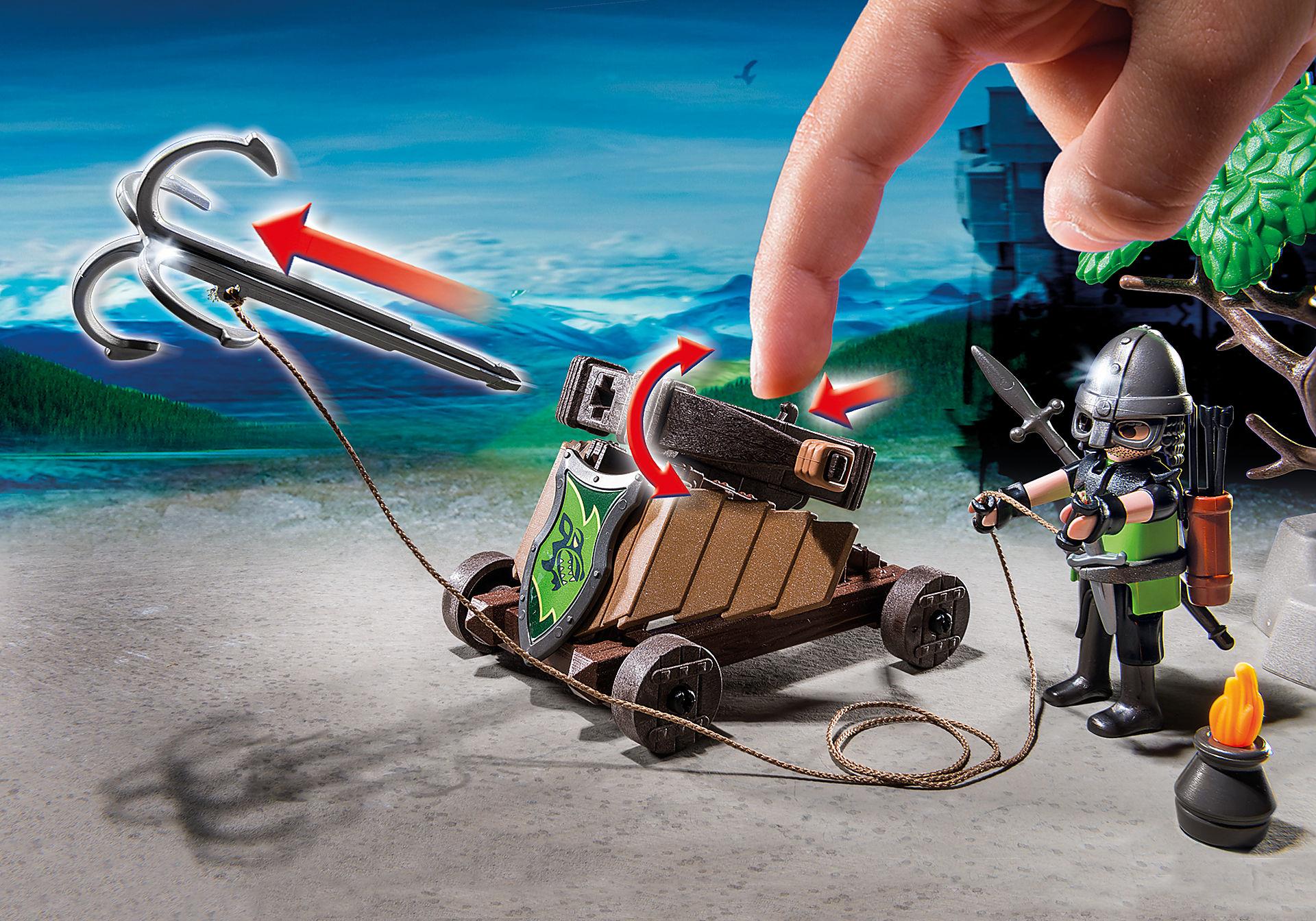 http://media.playmobil.com/i/playmobil/6041_product_extra2/Ιππότες του Λύκου με καταπέλτη
