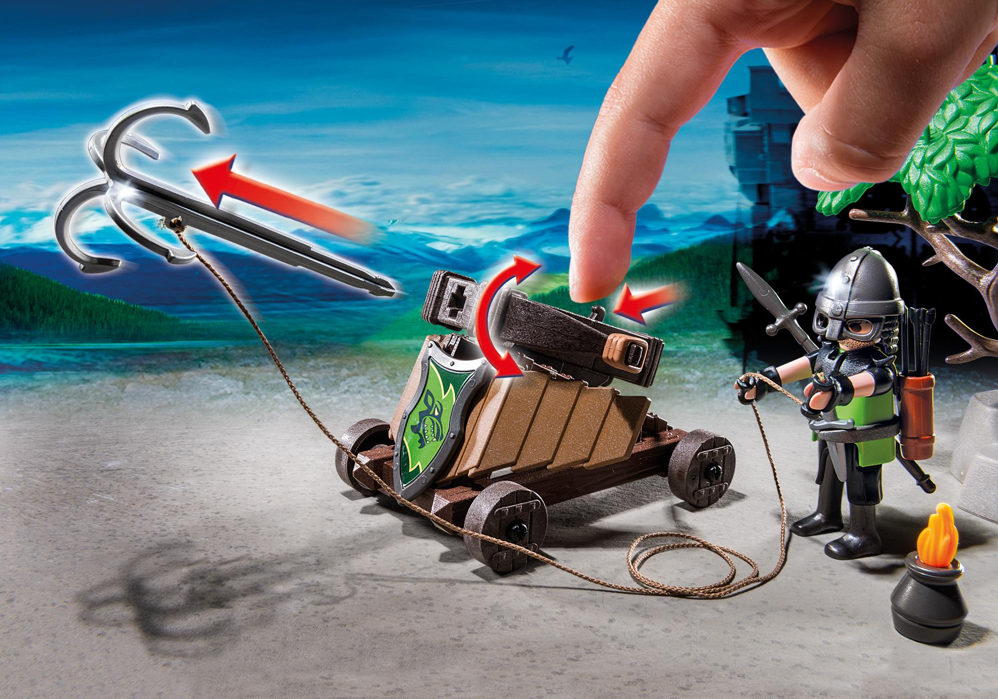 http://media.playmobil.com/i/playmobil/6041_product_extra2/Oddział bojowy rycerzy herbu Wilk