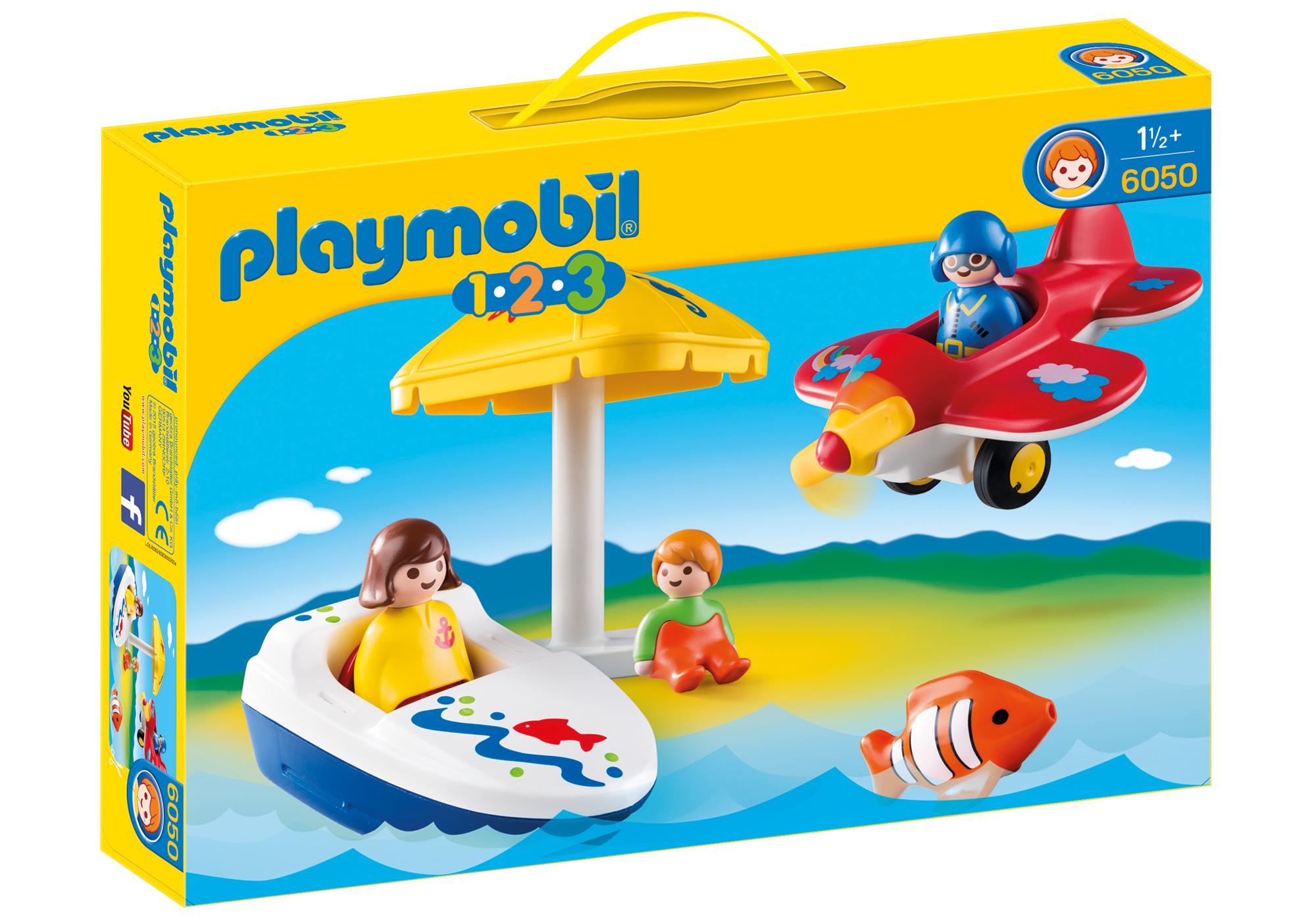 http://media.playmobil.com/i/playmobil/6050_product_box_front/Te land, ter zee en in de lucht