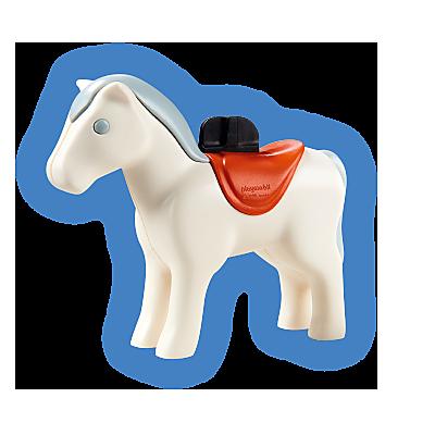 60651240_sparepart/Pferd 1.2.3 m. Sattel/095