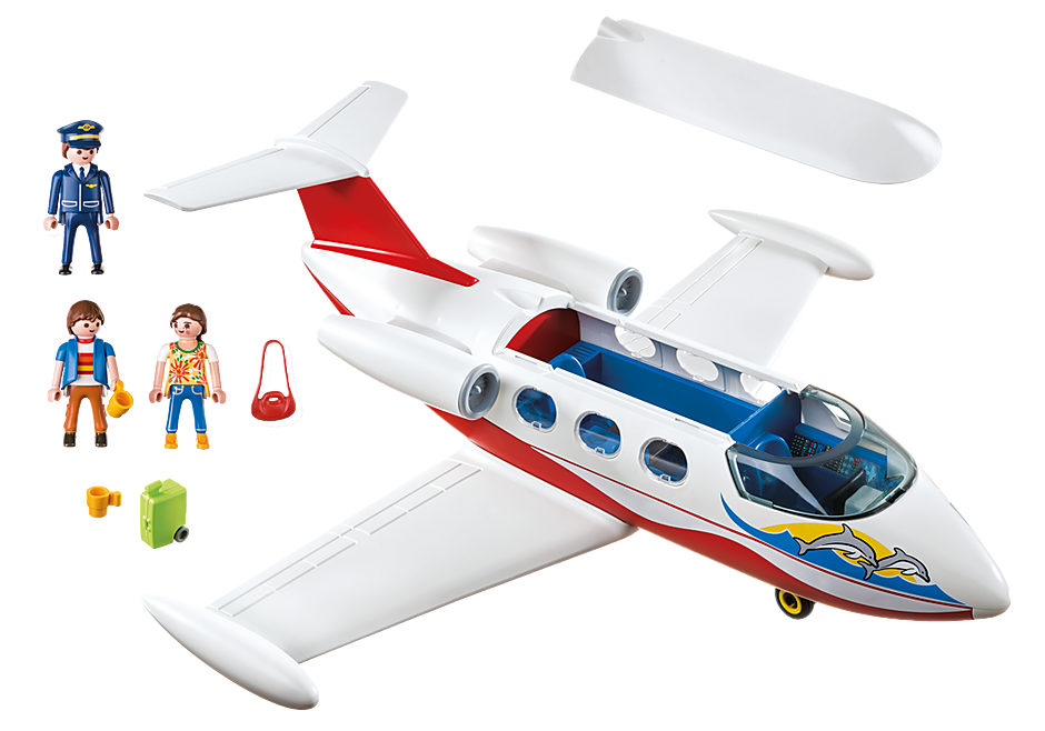 6081 Avião de Férias detail image 3