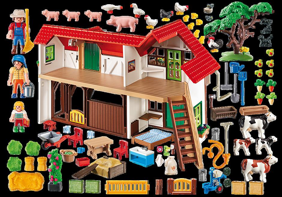 6120 Grande fattoria degli animali detail image 4