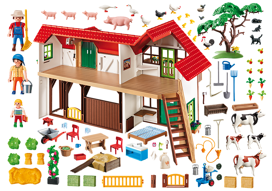 6120 Großer Bauernhof detail image 4