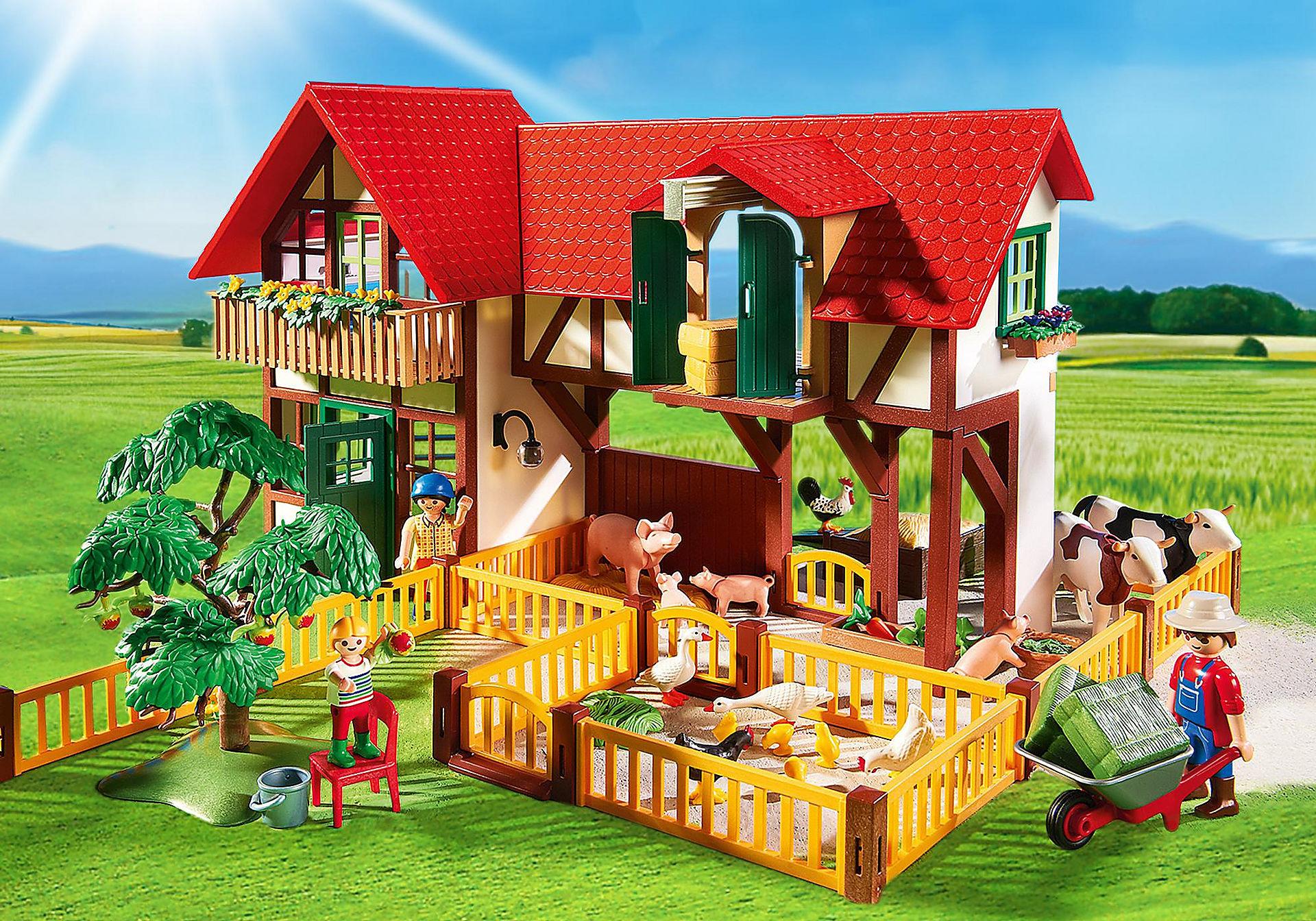 http://media.playmobil.com/i/playmobil/6120_product_extra4/Duże gospodarstwo rolne