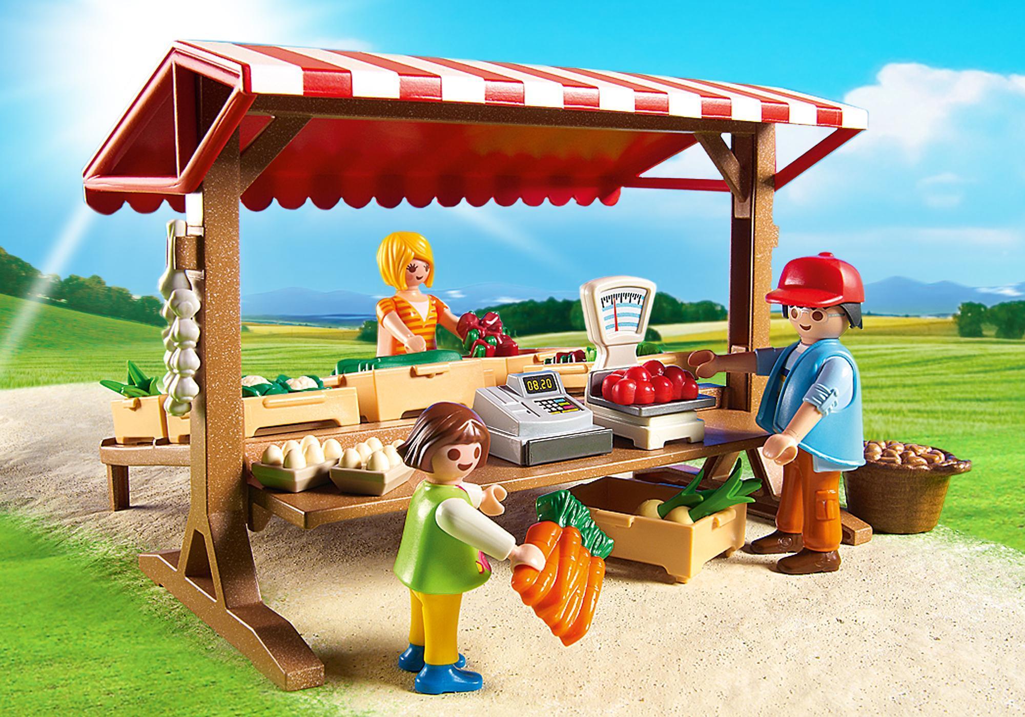 http://media.playmobil.com/i/playmobil/6121_product_extra1/Marchand avec étal de légumes