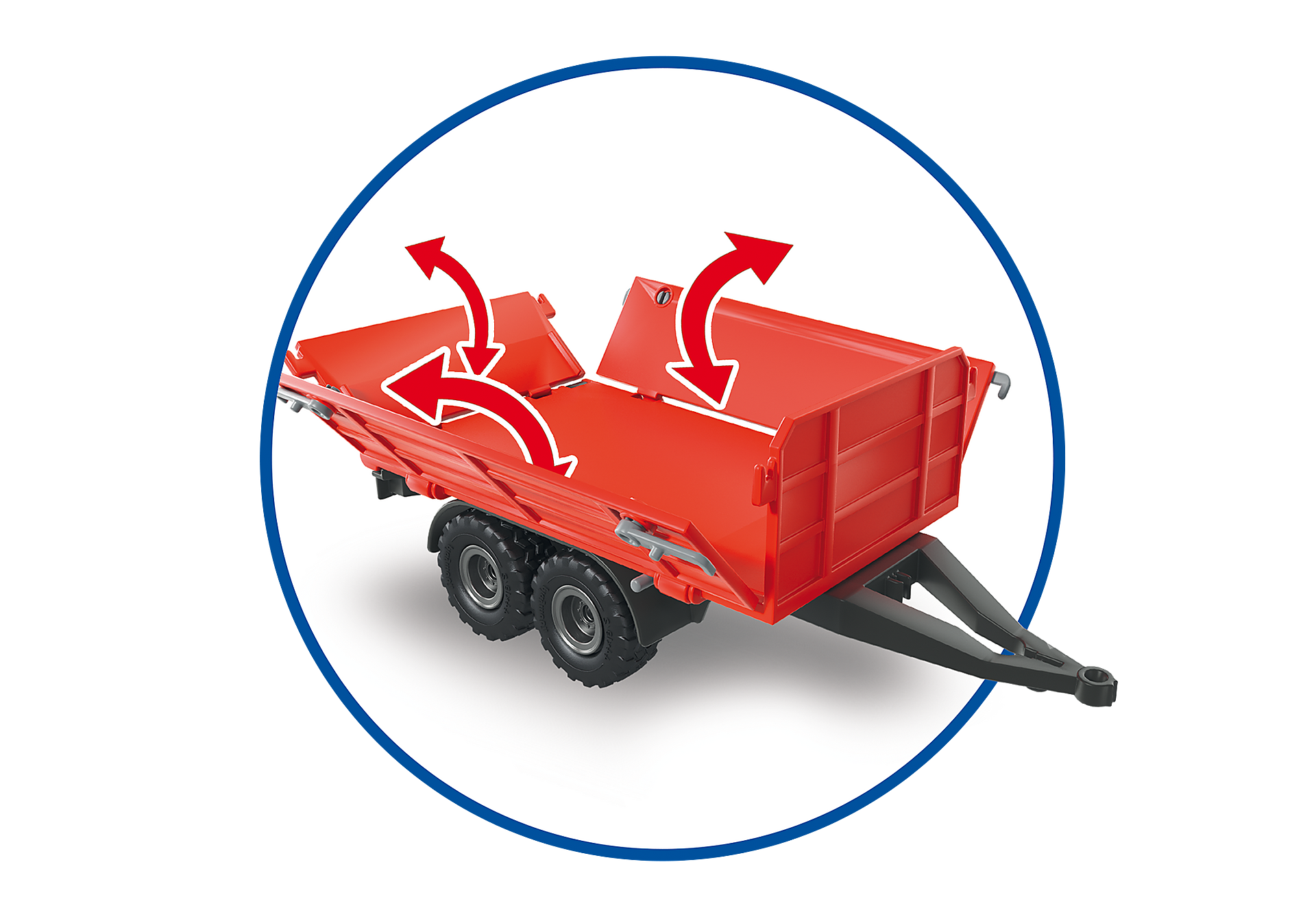 http://media.playmobil.com/i/playmobil/6130_product_extra6/Large Tractor with Trailer