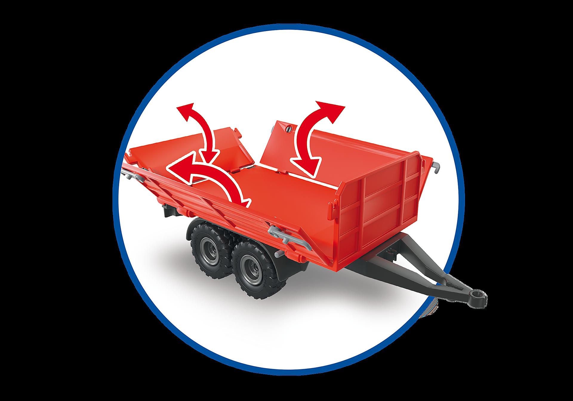http://media.playmobil.com/i/playmobil/6130_product_extra6/Stor traktor med släp