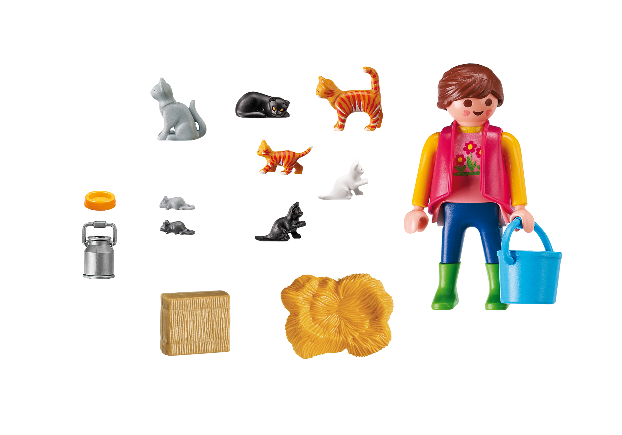 http://media.playmobil.com/i/playmobil/6139_product_box_back/Mujer con Familia de Gatos